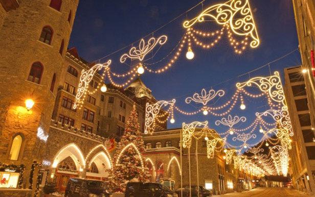 Palace Hotel, St. Moritz  - © swiss-image.ch/Christof Sonderegger