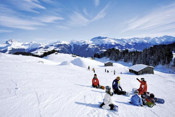 Bergbahnen Wildhaus und Grüsch-Danusa kooperieren beim Winterabo- ©Foto: gruesch-danusa.ch / Joh. Bärtsch ziitla.ch