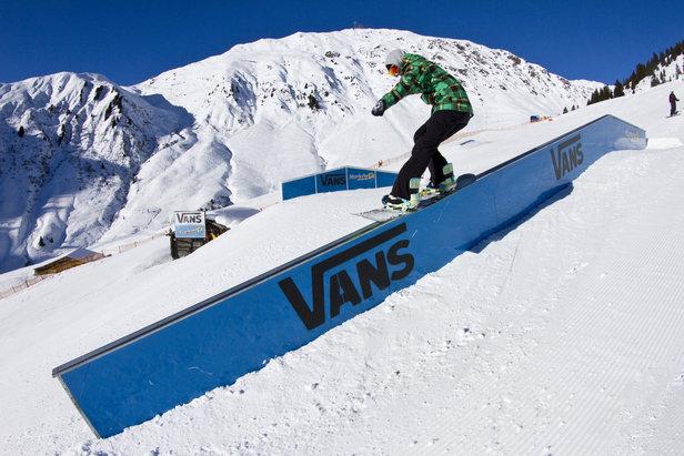 Vans Penken Park, Mayrhofen  - © Mayrhofen