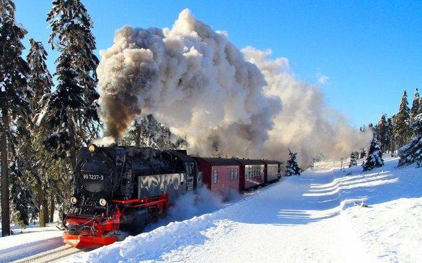 Vlakom, busom na hory - ©pauzicka.zoznam.sk