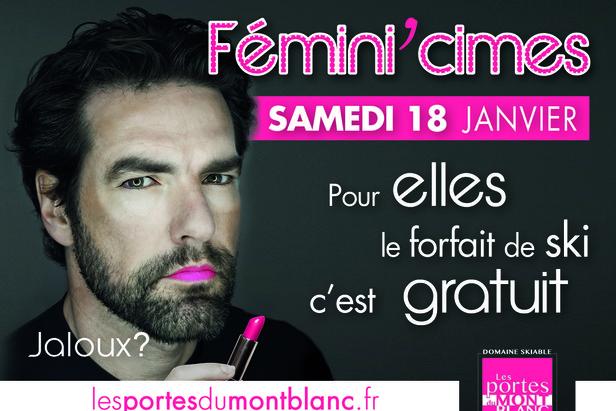 Femini Cimes, le bon plan de la semaine pour vous mesdames...