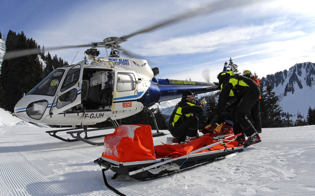 Combien coûtent les secours en montagne ?- ©Hélico Montagne