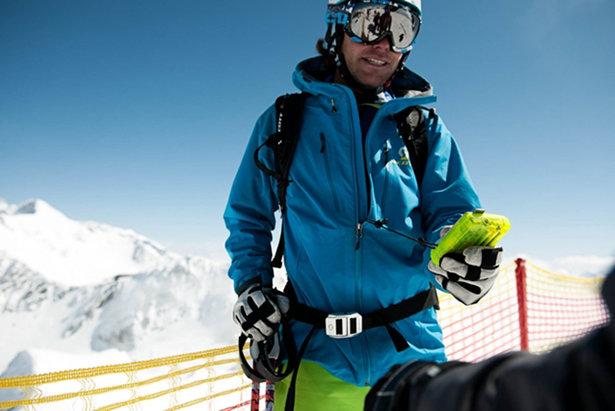 Stubaier Gletscher, Österreich: Freeriden im Powder Department- ©Stubaier Gletscher
