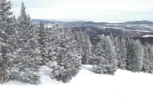 Ski Apache view, NM