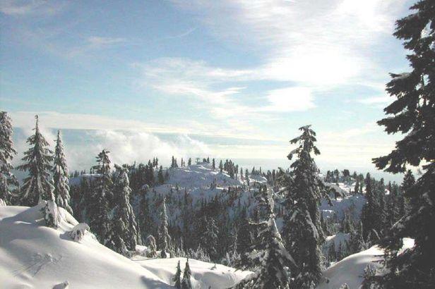 Mt Seymour scenic