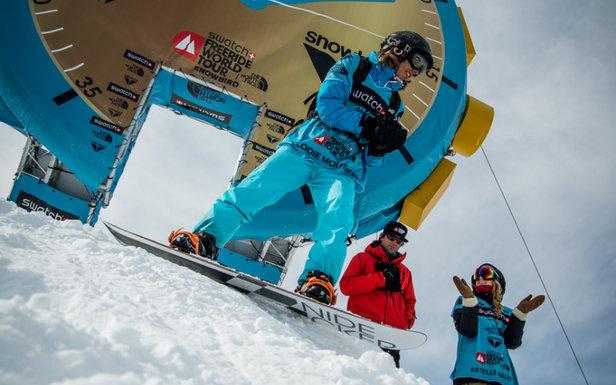 4ème étape du FWT 2014 : Snowbird Ski and Summer Resort