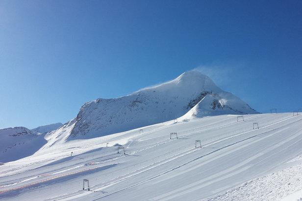 Schneebericht: Skigebiete in den Alpen gehen in den Endspurt- ©Kitzsteinhorn