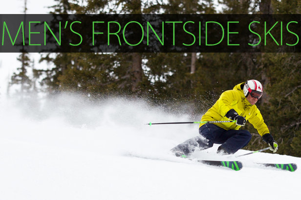 2015 Buyers' Guide: Men's Frontside Skis- ©Cody Downard Photography