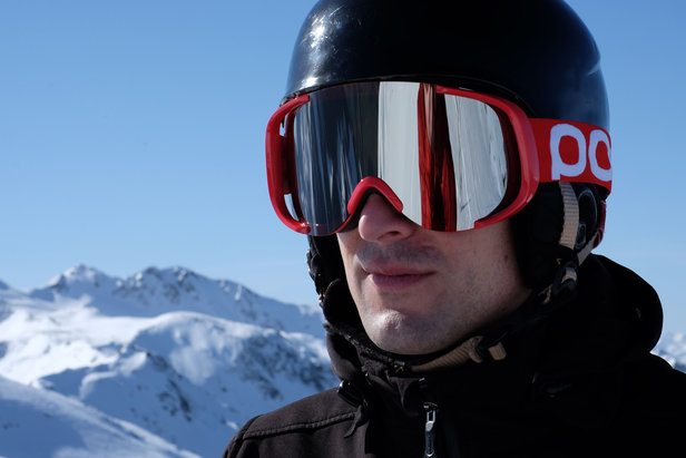 Testovali sme  Lyžiarske okuliare Cornea od POC ff162be4ef4