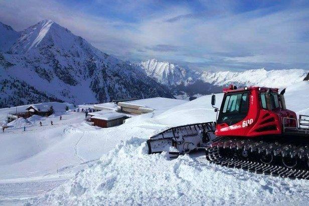 Monterosa Ski, 18 Marzo 2014