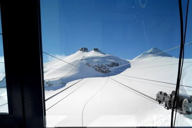 Passo Stelvio, 28 Maggio 2014
