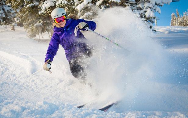 Photo Gallery: Women of Skiing - 14 Reasons we Love Aspen's Meredith McKee- ©Jeremy Swanson