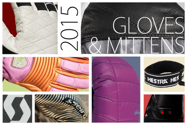 2015 Gloves & Mittens Buyers' Guide