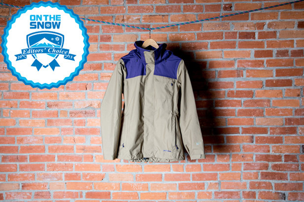 2015 women's Editors' Choice jackets: Patagonia Women's Snowbelle Jacket
