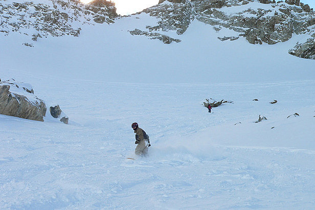 Best resorts for snowboarders in France ©Gergely Csatari