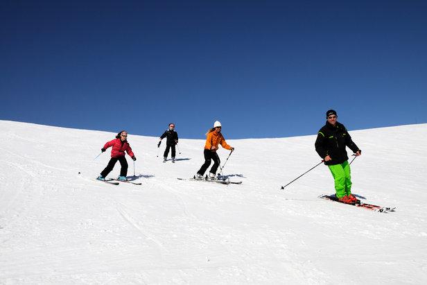 Sneeuwrijkste gebied week 5: Italië voert de ranking aan ©Arêches - Beaufort