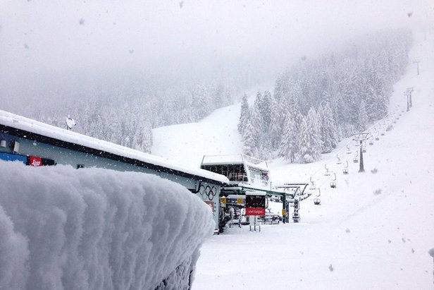 Sneeuwbericht: Frankrijk, Italië, Zwitserland en Oostenrijk, .. overal verse sneeuw
