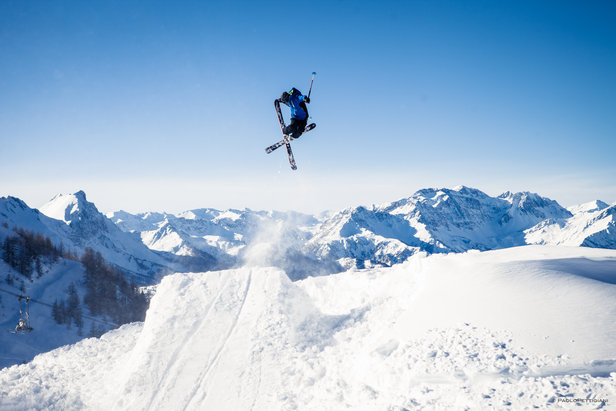 The Laax Project: 3 weekend all'insegna del Freestyle