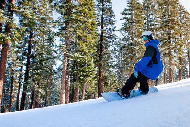 Opening day at Northstar California Resort in Nov. 2014.  - © Northstar California Resort