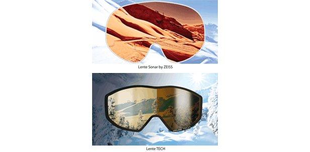 Salice occhiali - Lente Sonar e Tech  - © Salice