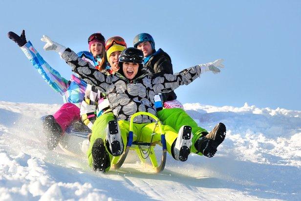 Instants de plaisirs partagés en famille après le ski... - ©TMR, a.s.