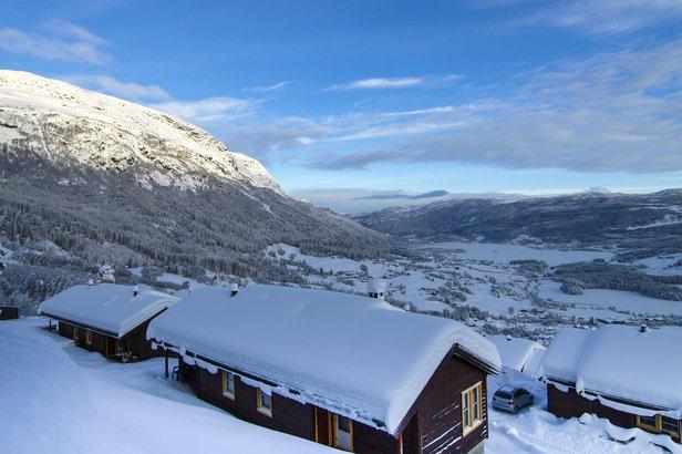 Sneeuwrijkste gebied week 49: Noorwegen ©Voss