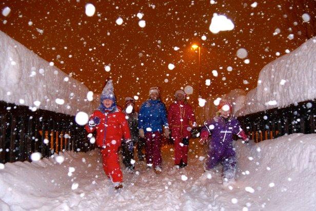 Snowiest resort of the week: w tym tygodniu bez niespodzianki ©Røldal Skisenter