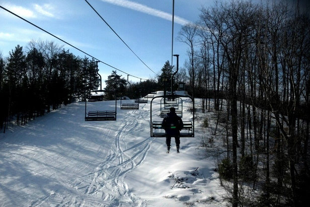Bruce Mound Winter Sports Area