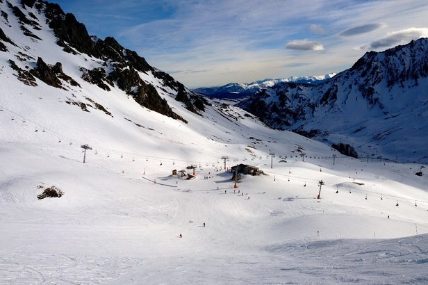 Domaine skiable du Grand Tourmalet - ©Facebook Grand Tourmalet