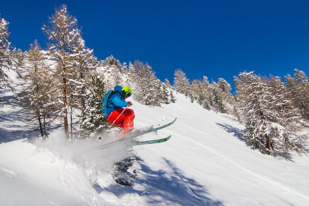 Five reasons to ski Livigno ©Livigno