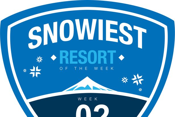 Snowiest resort of the week - 2