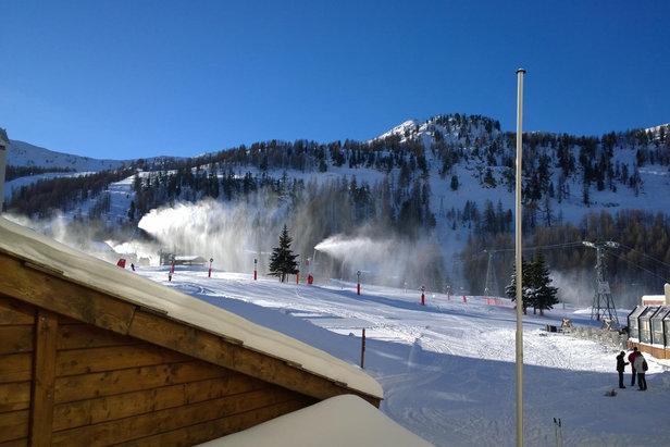 Schneebericht: Wo wird zum Wochenende Neuschnee im Alpenraum erwartet?- ©Facebook Isola 2000