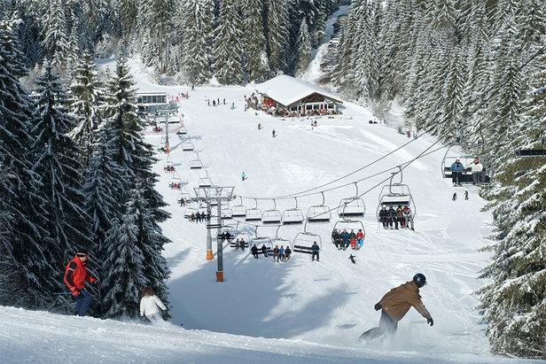 Inverno 2015-16: Novità piste e impianti in Francia ©L. Hego / OT Gerardmer - Xonrupt