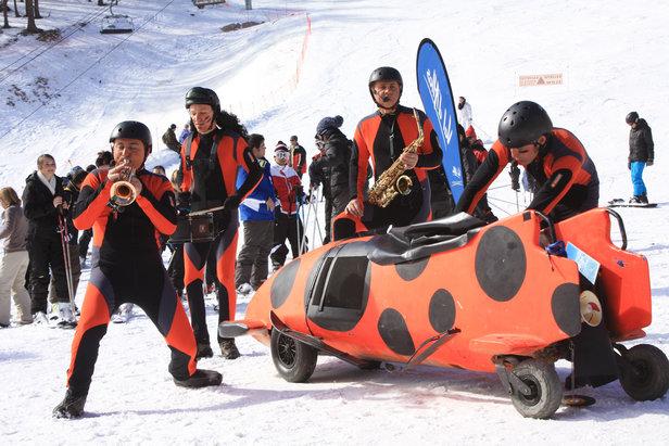 Val d'Allos - Festival Boule de Neige et Ribouldingue - Du 14 au 20 février 2015