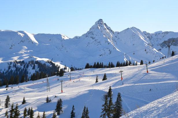 Raport śniegowy: po tygodniu słońca w weekend znów opady śniegu ©Facebook Bewegungsberg Golm