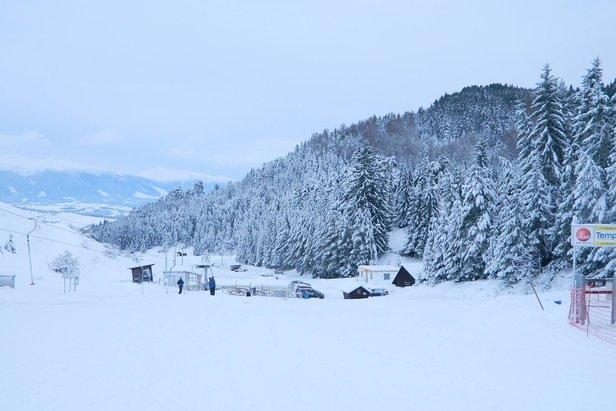 Snowiest Resort of the Week: Francúzsko láme rekordy, u nás bodujú Donovaly ©Facebook Opalisko