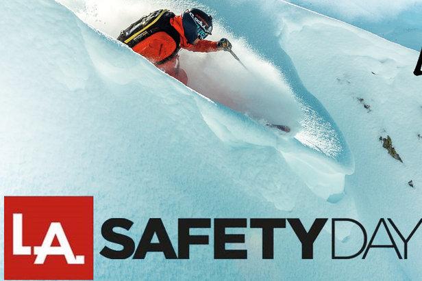 Safety Day aux Arcs : une journée de prévention sur les dangers de la montagne auprès du grand public