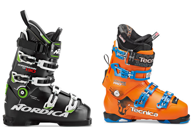 How to find the right pair of ski boots- ©Tecnica