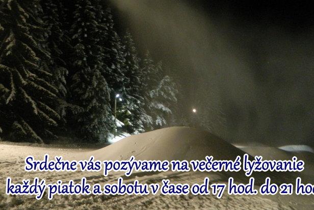 Opalisko spúšťa večerné lyžovanie na Fajke a Kucbieli ©Opalisko