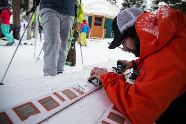 Několik rad pro bezpečné lyžování- ©Liam Doran