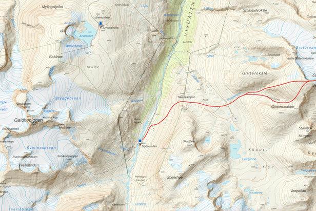 Dag 3 - Jotunheimen Haute Route