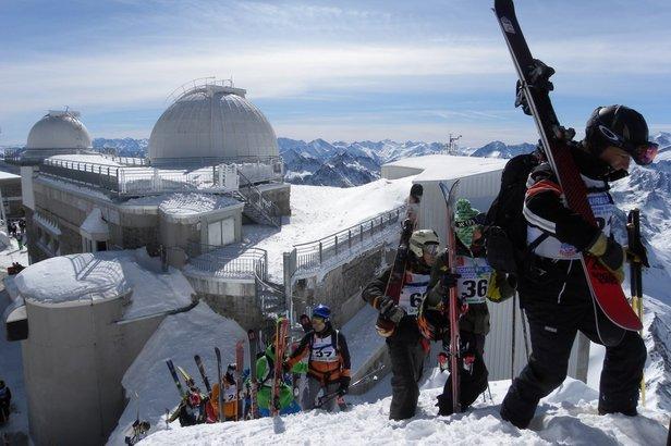Le Derby Pic du Midi : une rencontre de glisseurs de tous horizons !