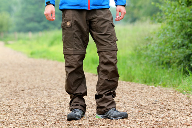 Fjällräven Abisko Zip-Off Trousers