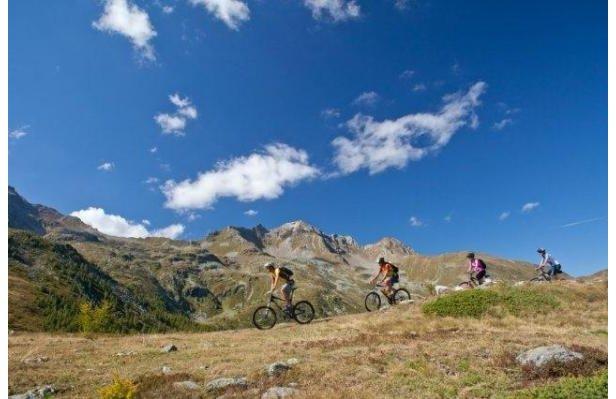 Tour zum Col d Anzana