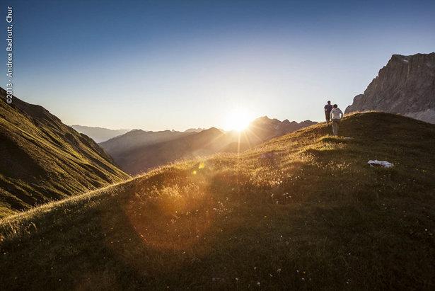 Touren in Graubünden - ©Andrea Badrutt, Chur