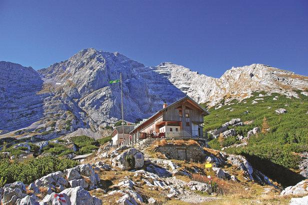 Hesshütte - Johnsbach im Gesäuse
