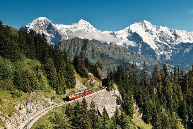 Impressionen Jungfrau Region