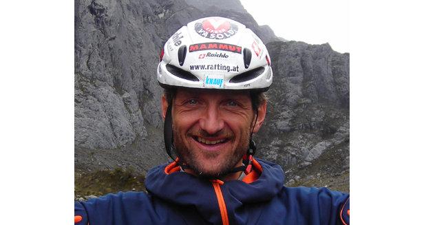 Skyrunner Christian Stangl