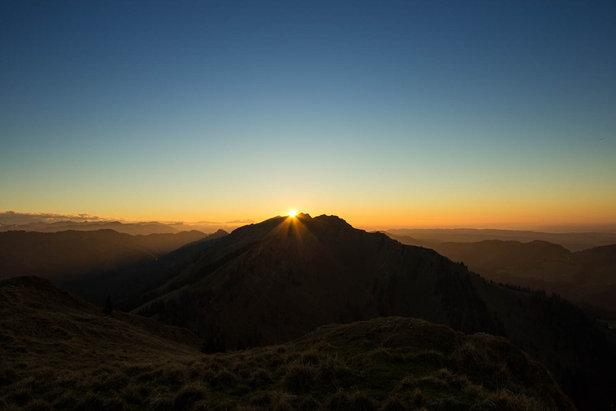 Gipfeltour in der Nagelfluhkette: Steineberg und Stuiben - ©Frieda Knorke