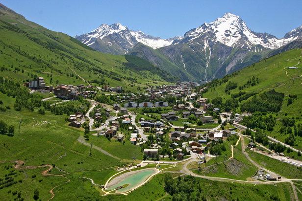Les vacances d'été se poursuivent aux 2 Alpes dans une montagne toujours aussi dynamique et belle
